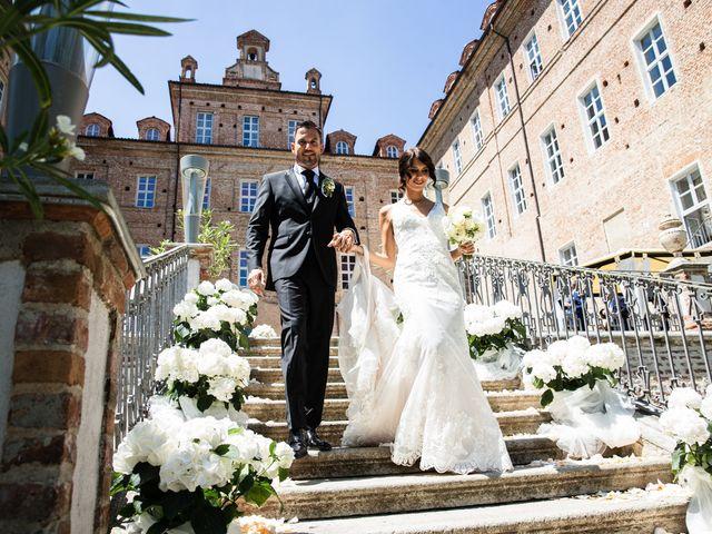 Il matrimonio di Fulvio e Francesca a Montaldo Torinese, Torino 41