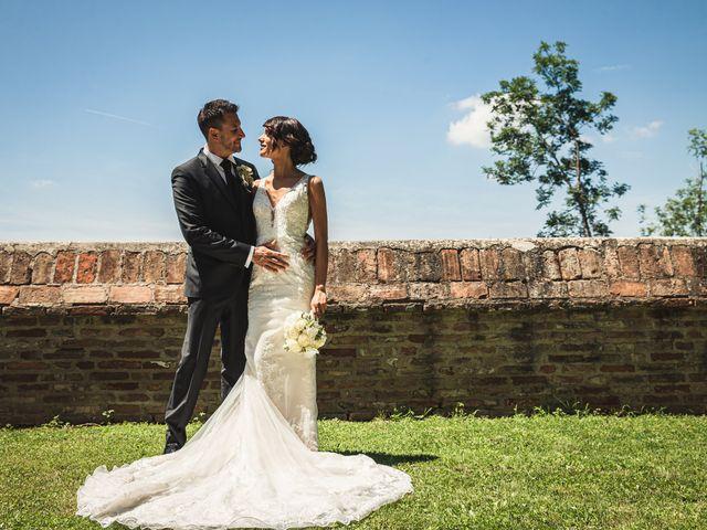 Il matrimonio di Fulvio e Francesca a Montaldo Torinese, Torino 43