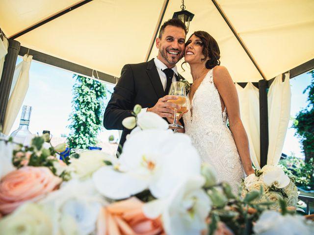 Il matrimonio di Fulvio e Francesca a Montaldo Torinese, Torino 44