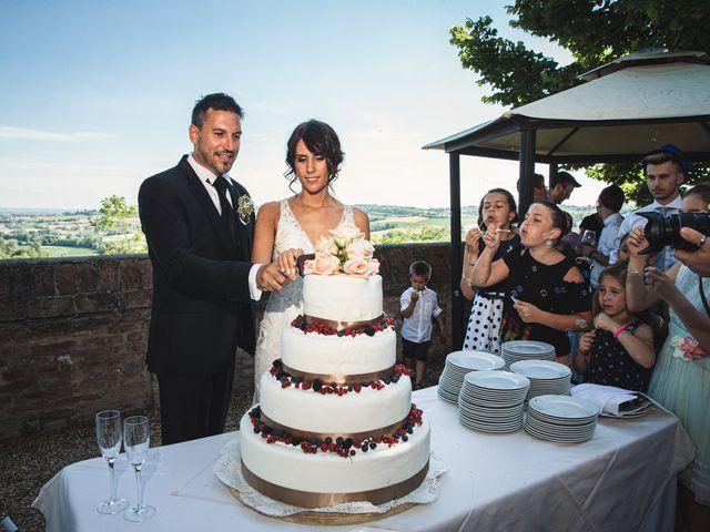 Il matrimonio di Fulvio e Francesca a Montaldo Torinese, Torino 49