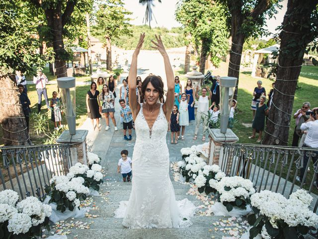 Il matrimonio di Fulvio e Francesca a Montaldo Torinese, Torino 53