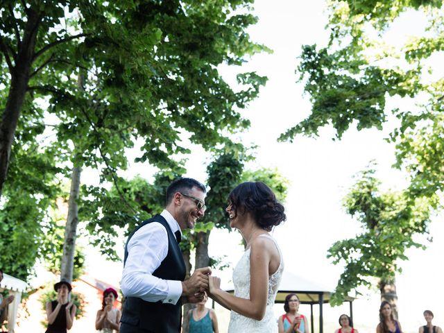 Il matrimonio di Fulvio e Francesca a Montaldo Torinese, Torino 56