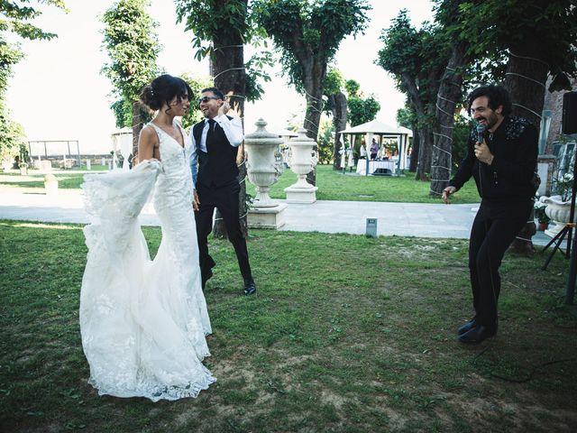 Il matrimonio di Fulvio e Francesca a Montaldo Torinese, Torino 60