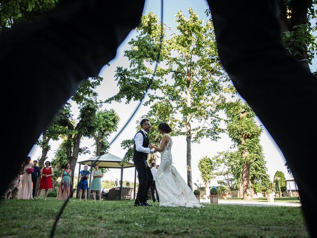 Il matrimonio di Fulvio e Francesca a Montaldo Torinese, Torino 61