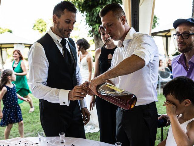 Il matrimonio di Fulvio e Francesca a Montaldo Torinese, Torino 63