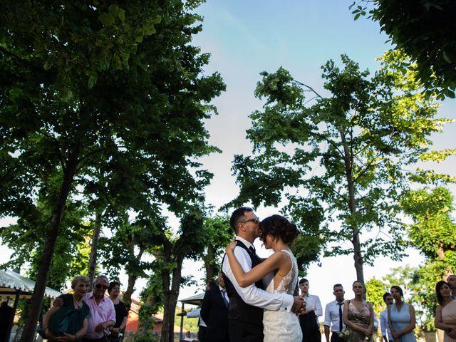 Il matrimonio di Fulvio e Francesca a Montaldo Torinese, Torino 64