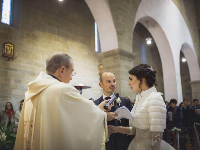 Il matrimonio di Maria e Francesco a Borgo San Lorenzo, Firenze 11