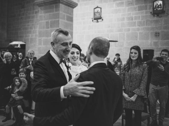 Il matrimonio di Maria e Francesco a Borgo San Lorenzo, Firenze 12