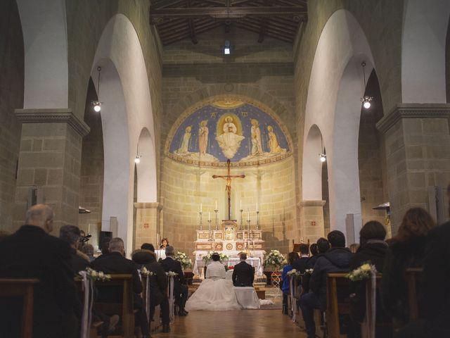 Il matrimonio di Maria e Francesco a Borgo San Lorenzo, Firenze 13