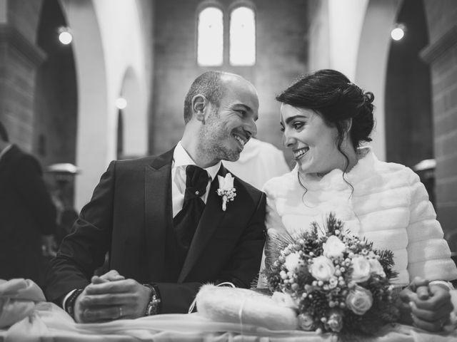 Il matrimonio di Maria e Francesco a Borgo San Lorenzo, Firenze 14