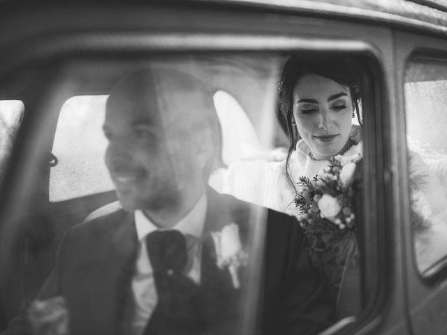 Il matrimonio di Maria e Francesco a Borgo San Lorenzo, Firenze 19