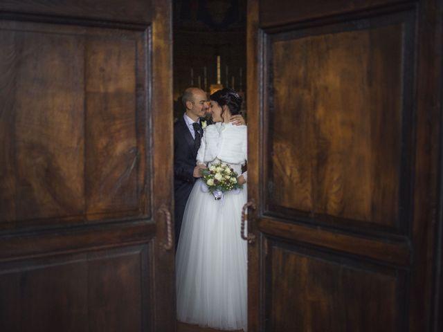 Il matrimonio di Maria e Francesco a Borgo San Lorenzo, Firenze 20