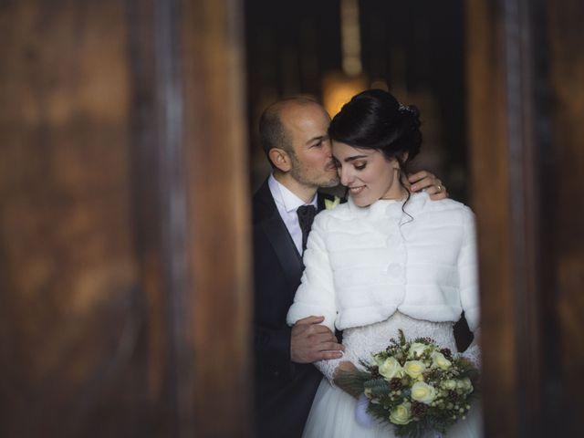 Il matrimonio di Maria e Francesco a Borgo San Lorenzo, Firenze 21