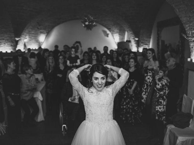 Il matrimonio di Maria e Francesco a Borgo San Lorenzo, Firenze 32
