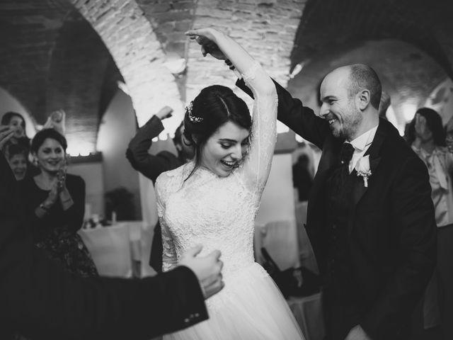 Il matrimonio di Maria e Francesco a Borgo San Lorenzo, Firenze 33