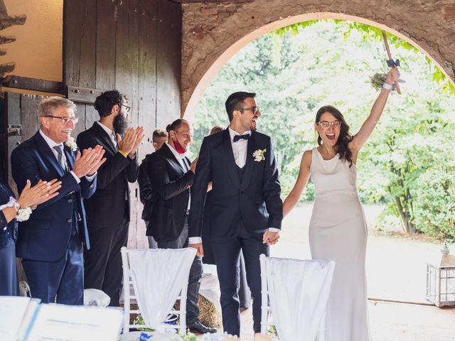 Il matrimonio di Luca e Sara a Almese, Torino 27