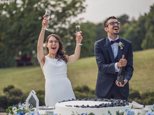 Il matrimonio di Luca e Sara a Almese, Torino 42
