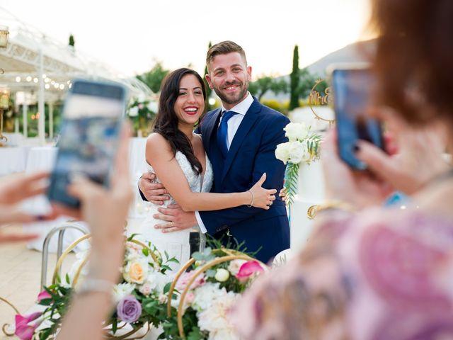 Le nozze di Alessio e Veronica