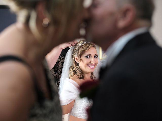 Il matrimonio di Denise e Roberto a Ariccia, Roma 11