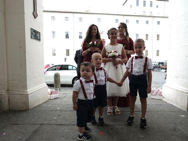 Il matrimonio di Denise e Roberto a Ariccia, Roma 15