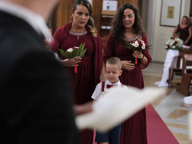 Il matrimonio di Denise e Roberto a Ariccia, Roma 16