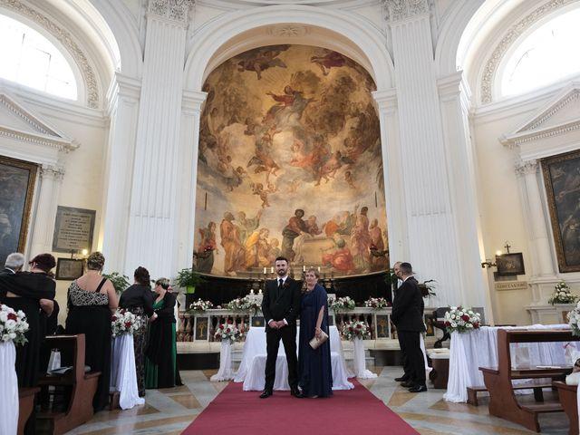 Il matrimonio di Denise e Roberto a Ariccia, Roma 18
