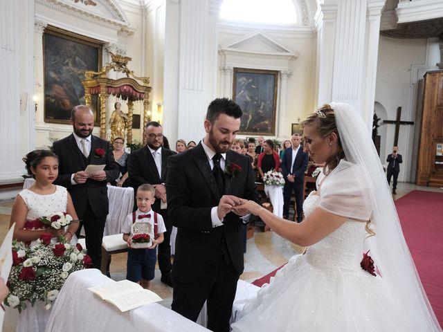 Il matrimonio di Denise e Roberto a Ariccia, Roma 19