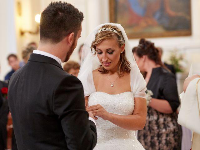 Il matrimonio di Denise e Roberto a Ariccia, Roma 20