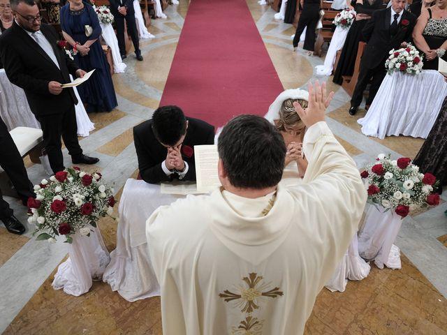 Il matrimonio di Denise e Roberto a Ariccia, Roma 24