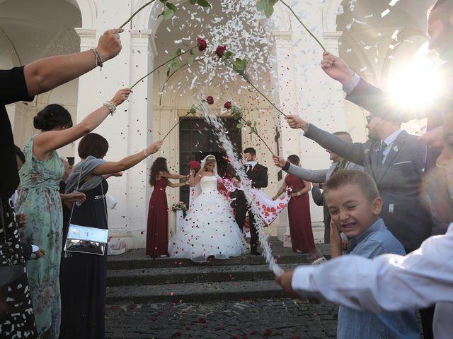 Il matrimonio di Denise e Roberto a Ariccia, Roma 25