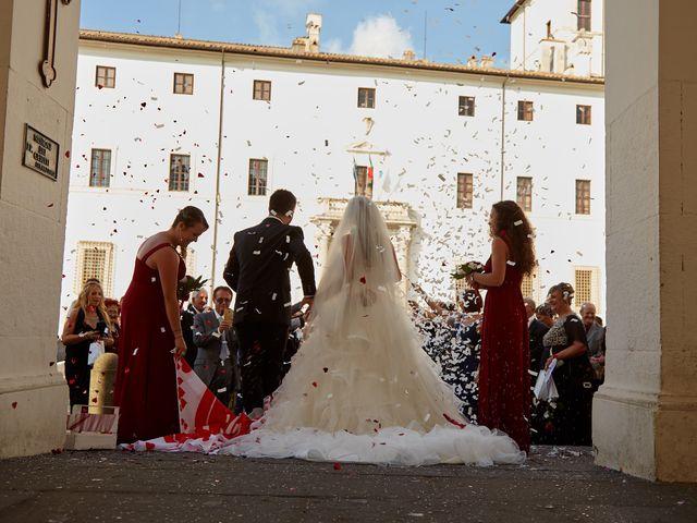 Il matrimonio di Denise e Roberto a Ariccia, Roma 26