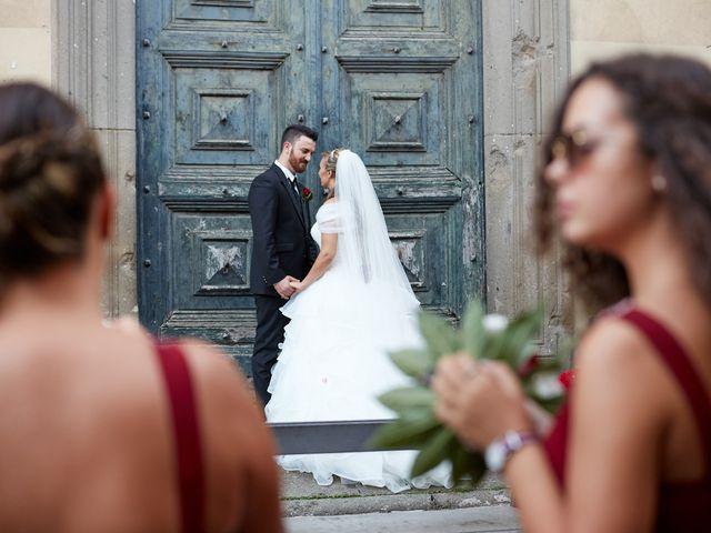 Il matrimonio di Denise e Roberto a Ariccia, Roma 27