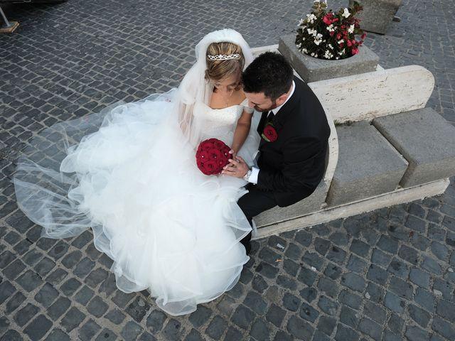 Il matrimonio di Denise e Roberto a Ariccia, Roma 28