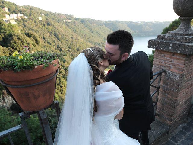 Il matrimonio di Denise e Roberto a Ariccia, Roma 29