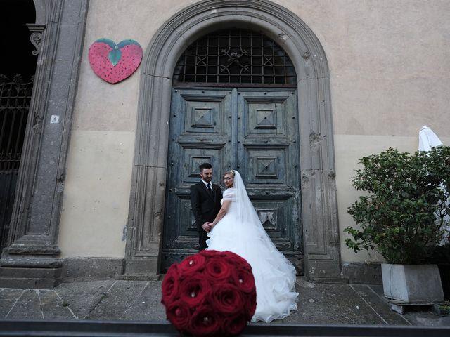 Il matrimonio di Denise e Roberto a Ariccia, Roma 30