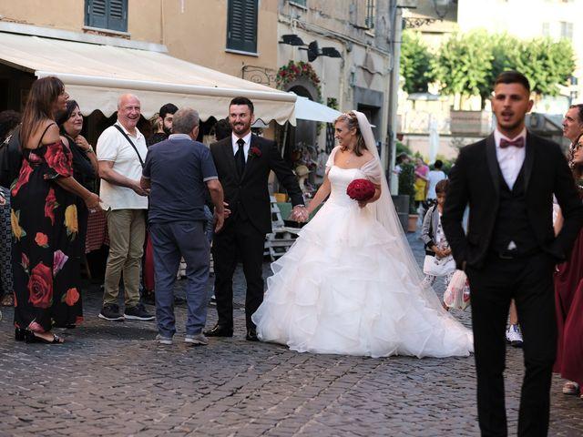 Il matrimonio di Denise e Roberto a Ariccia, Roma 31