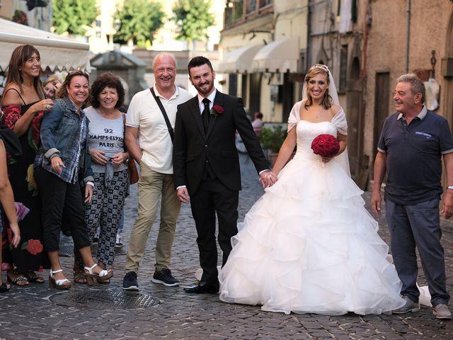 Il matrimonio di Denise e Roberto a Ariccia, Roma 32