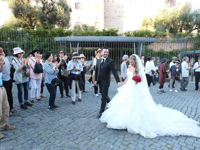Il matrimonio di Denise e Roberto a Ariccia, Roma 34