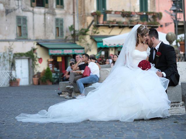 Il matrimonio di Denise e Roberto a Ariccia, Roma 35