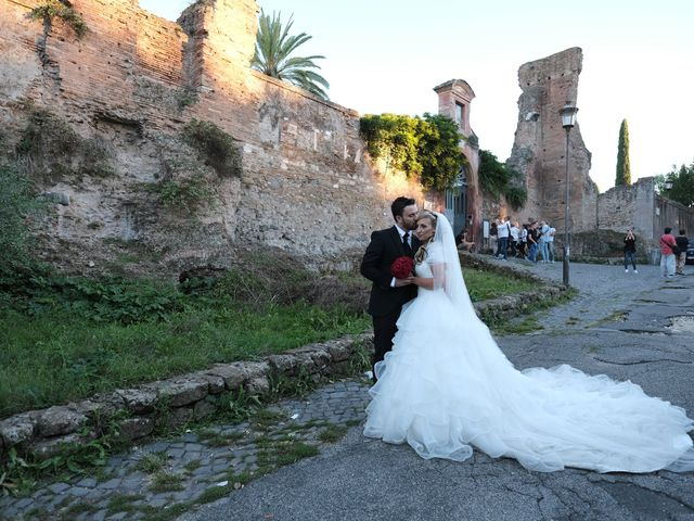 Il matrimonio di Denise e Roberto a Ariccia, Roma 36