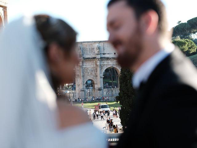 Il matrimonio di Denise e Roberto a Ariccia, Roma 37
