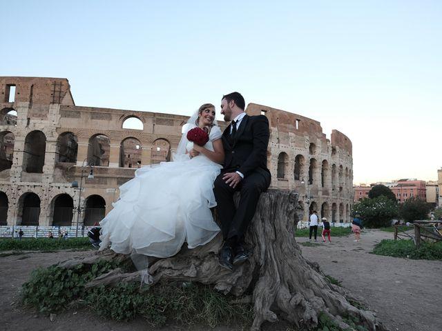 Il matrimonio di Denise e Roberto a Ariccia, Roma 38