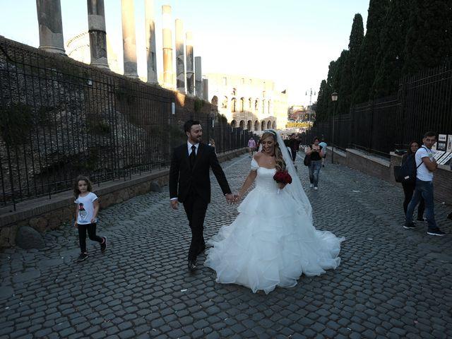 Il matrimonio di Denise e Roberto a Ariccia, Roma 39