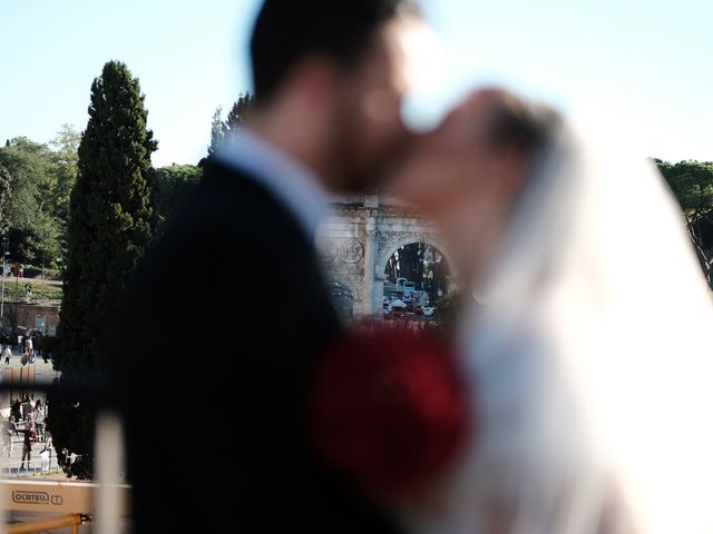 Il matrimonio di Denise e Roberto a Ariccia, Roma 40