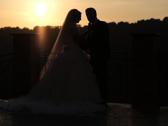 Il matrimonio di Denise e Roberto a Ariccia, Roma 42