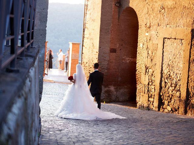 Il matrimonio di Denise e Roberto a Ariccia, Roma 45