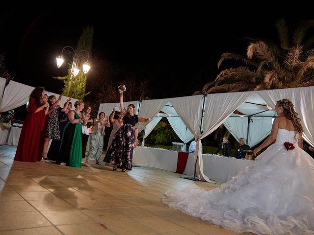 Il matrimonio di Denise e Roberto a Ariccia, Roma 50