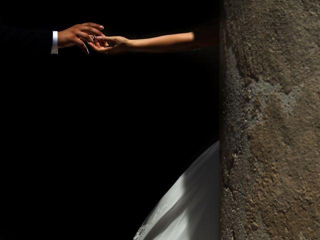 Le nozze di Melina e Biagio