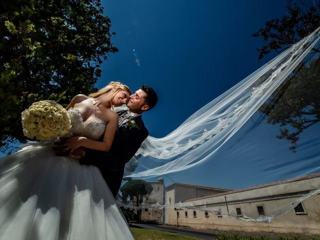 Il matrimonio di Biagio e Melina a Corigliano Calabro, Cosenza 2