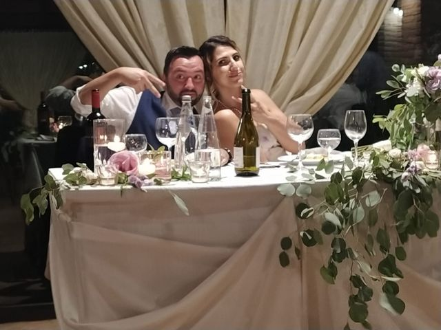 Le nozze di Alessandro e Sarah